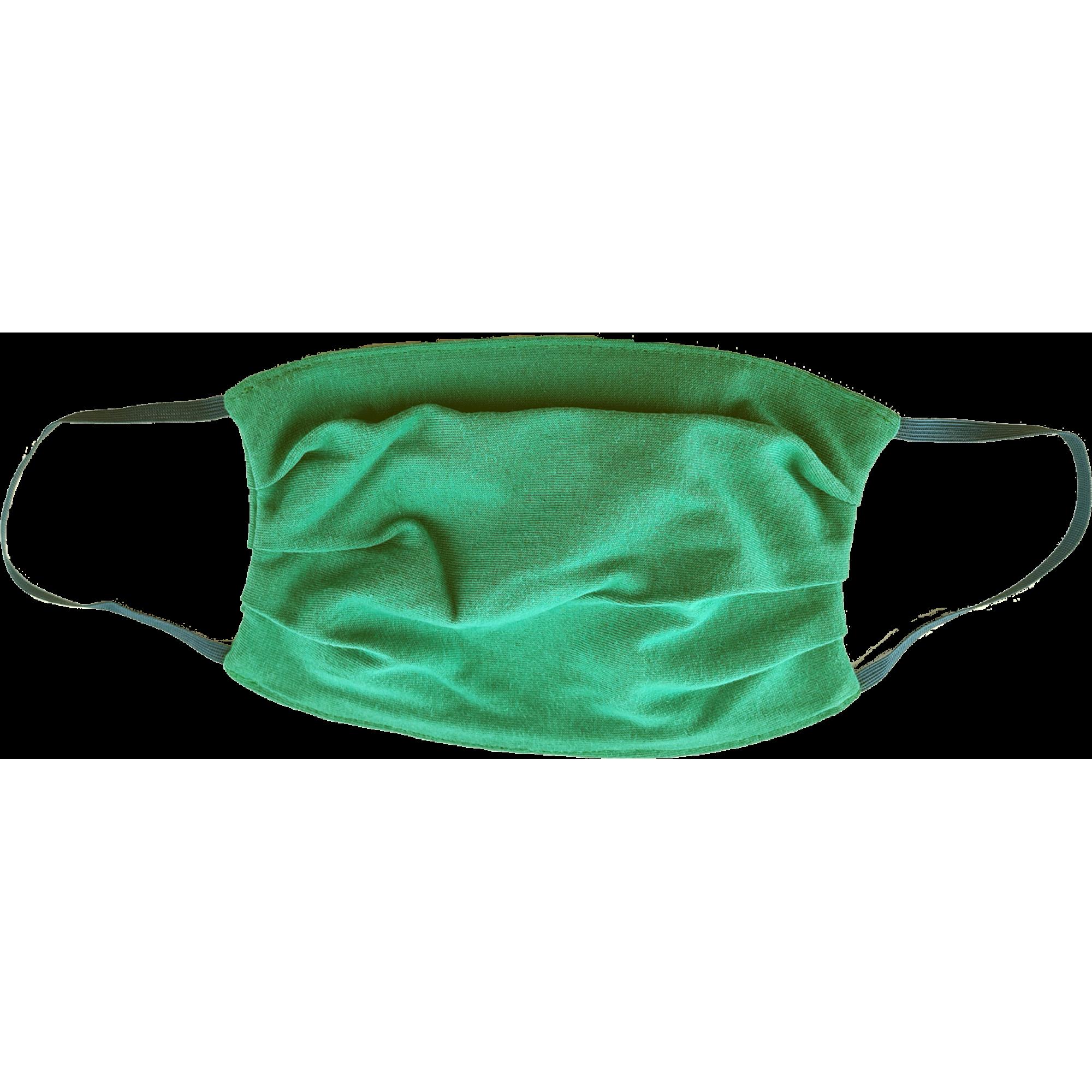 Sejas maska LAUMA cotton (zaļa)