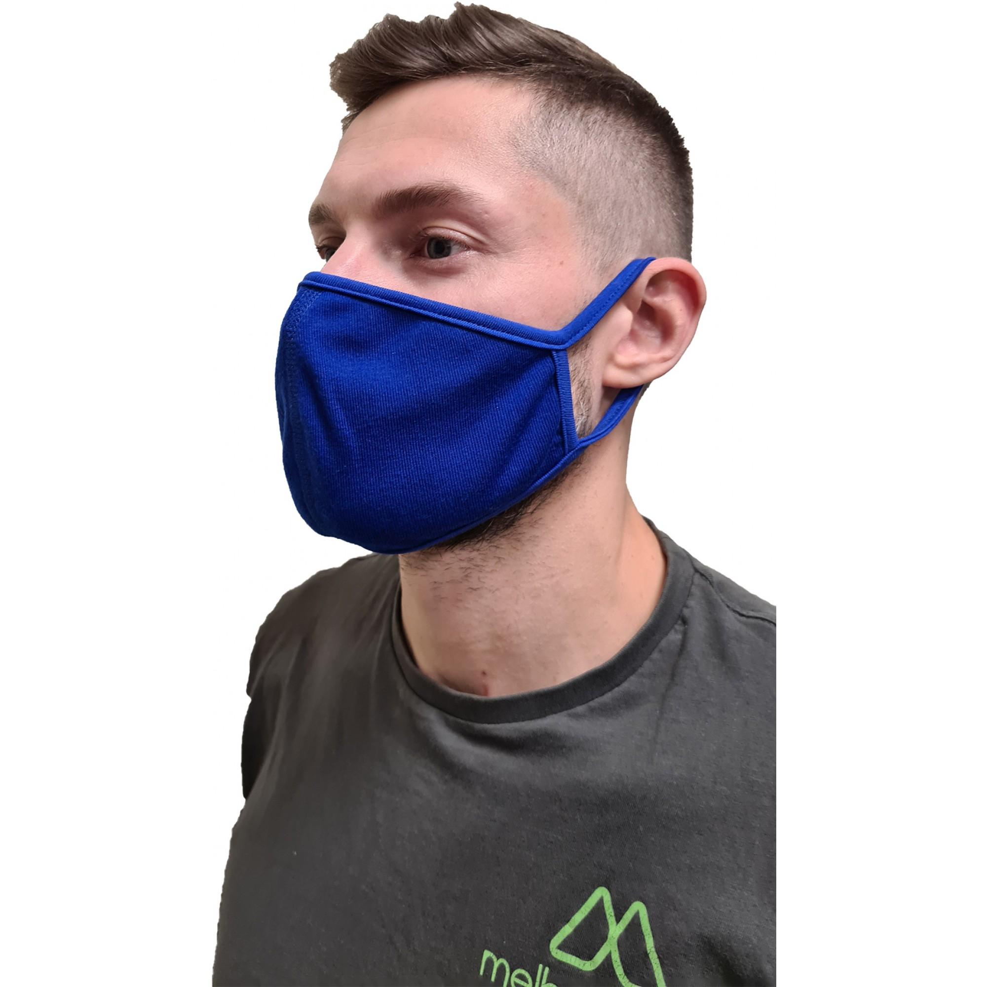Sejas maska RITA (vīriešu, ZILA)