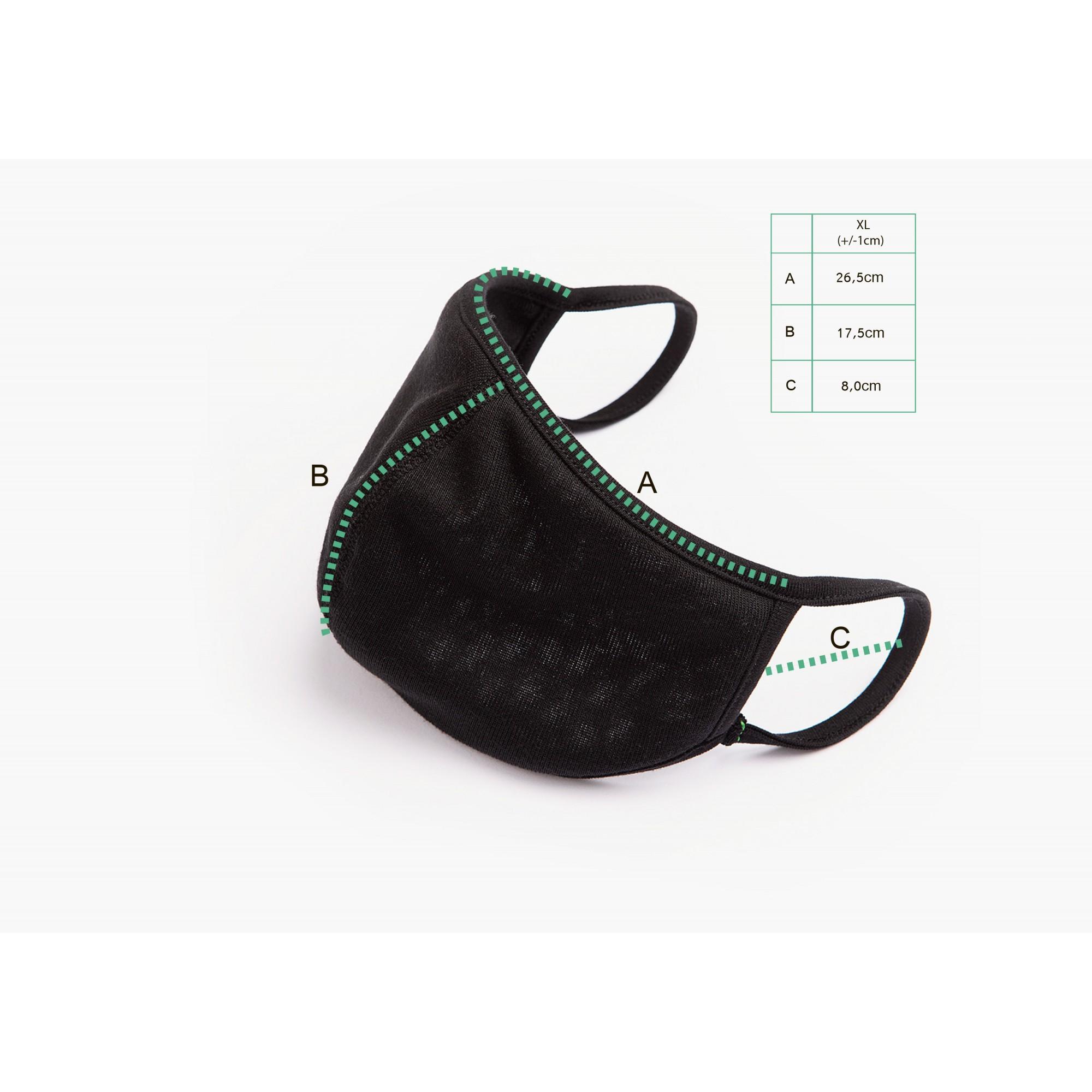 Sejas maska RITA (vīriešu, XL)